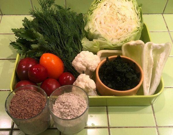 Антираково — иммуномодулирующий салат