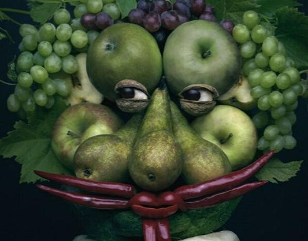 Сколько есть фруктов и овощей?