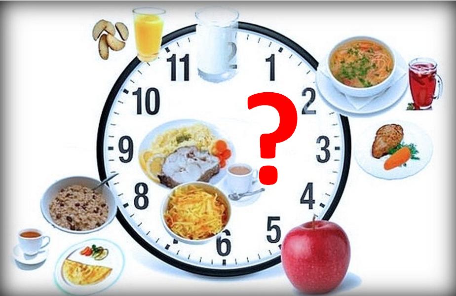 Сколько раз в день нужно (и можно) кушать?