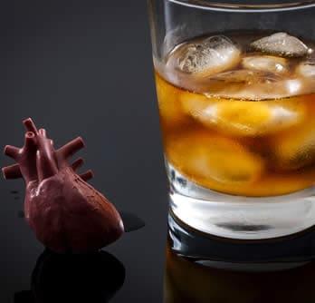 Даже 1 бокал вина или баночка пива в день разрушают ваше сердце