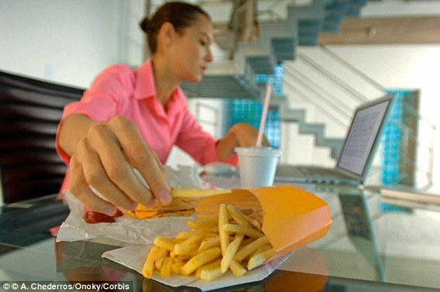Как еда снижает вашу производительность и как гарантированно ухудшить ваш сон