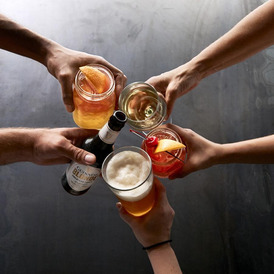Ученые разрешили пить 2-3 раза в неделю