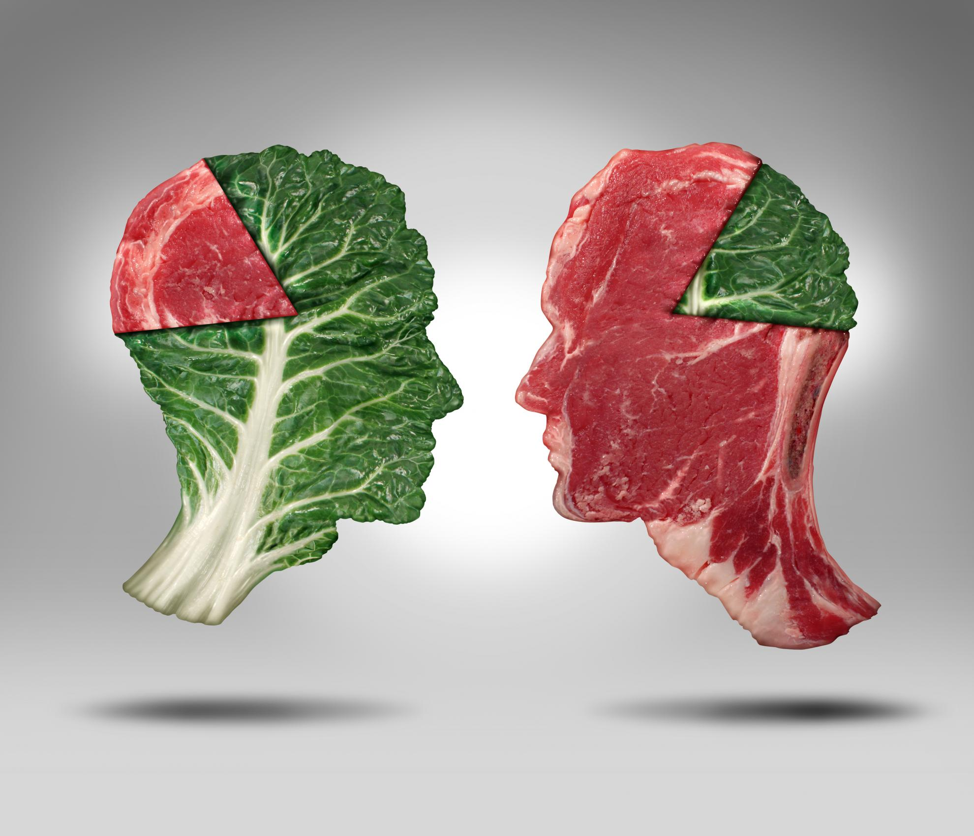 Как сбалансировать по аминокислотам вегетарианский и мясоедческий рационы