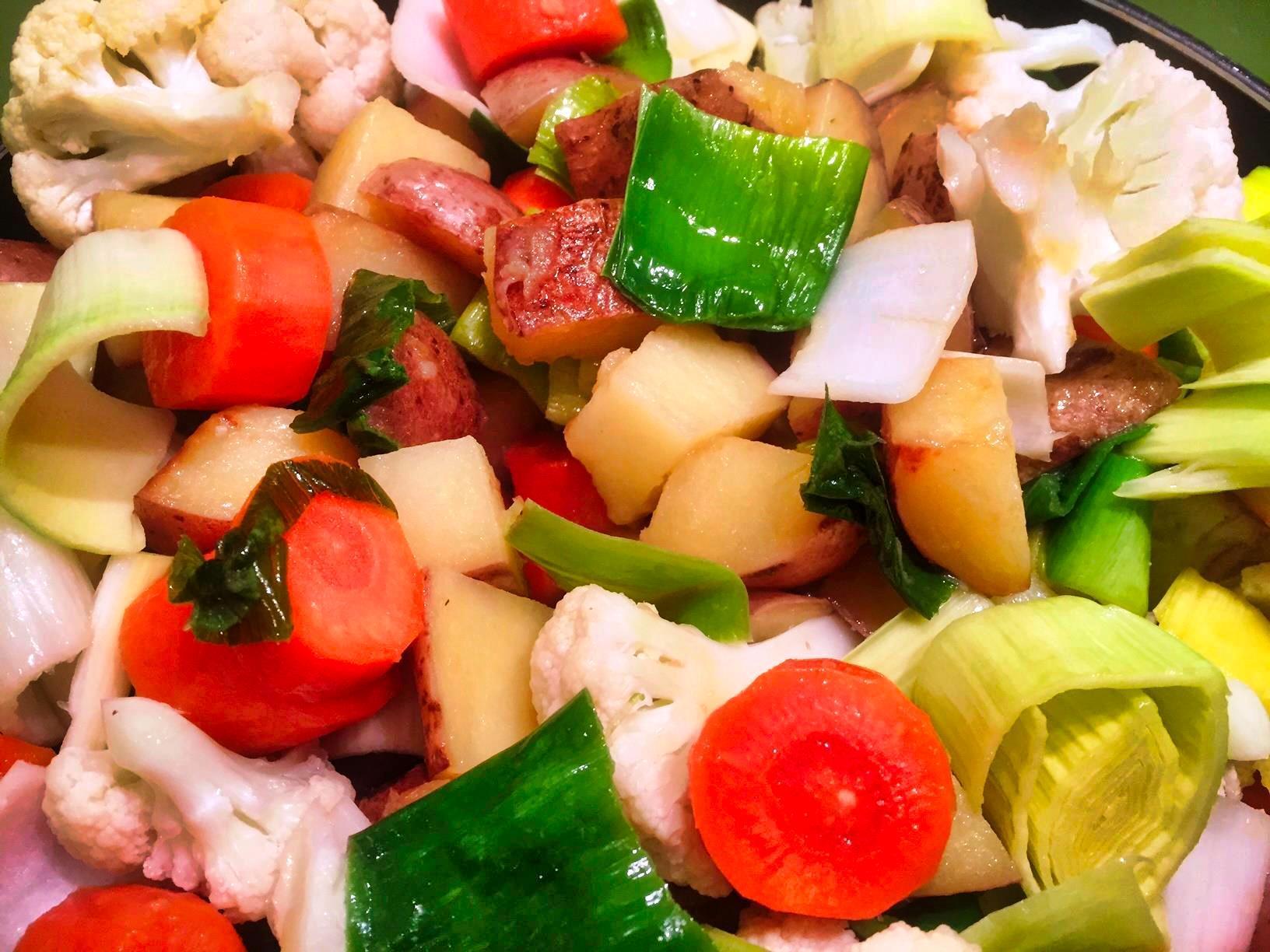 Картошка – три правила полезного приготовления