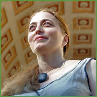 Мария Храпачёва.