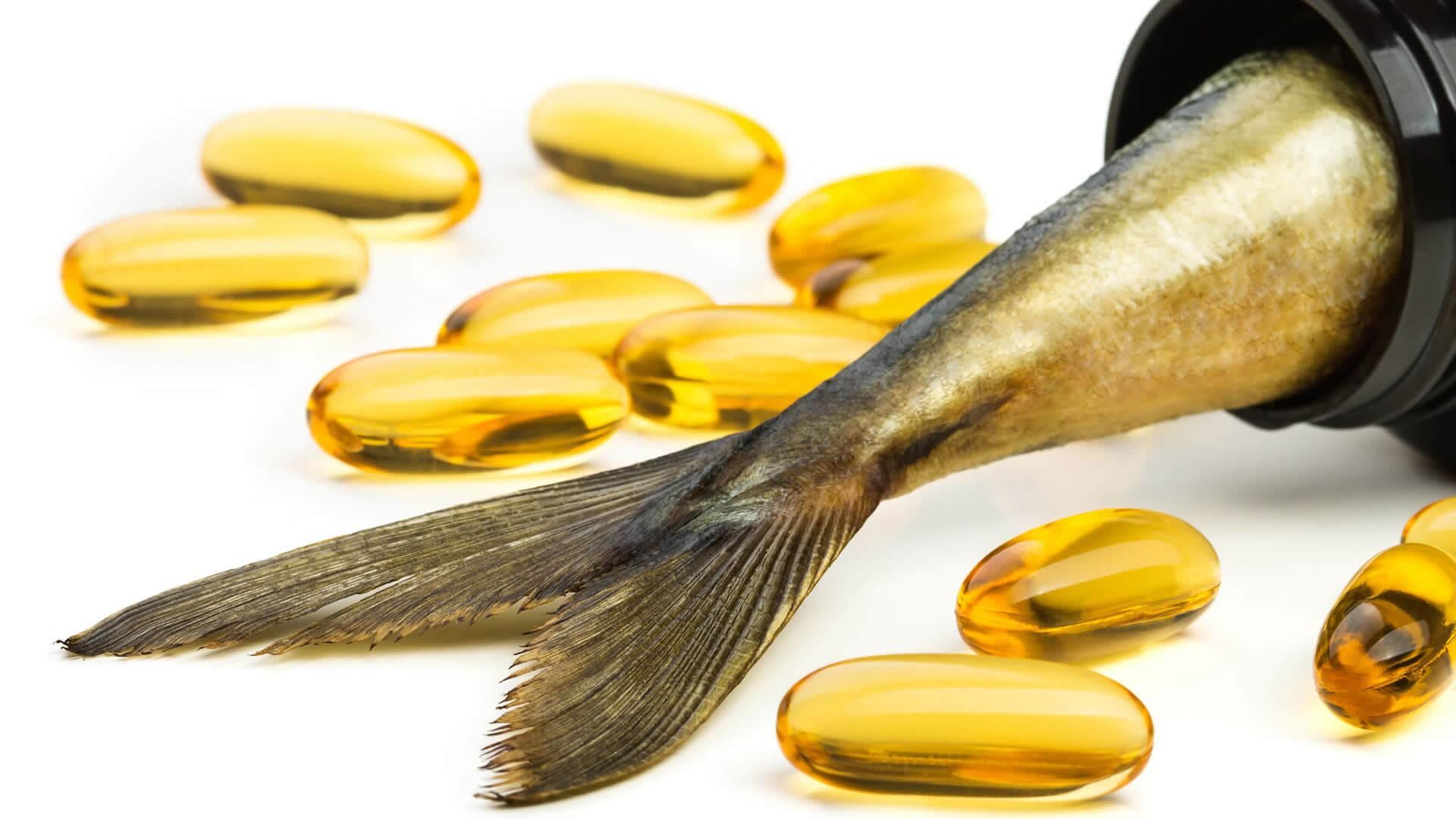 Омега-3: рыбий, крилевый или водорослевый жир, что лучше? Часть 1
