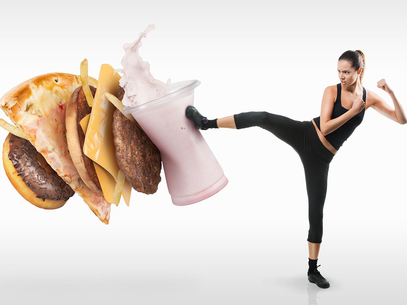 Сбрасываем лишний вес здорово или 12 ловушек экспресс-похудения