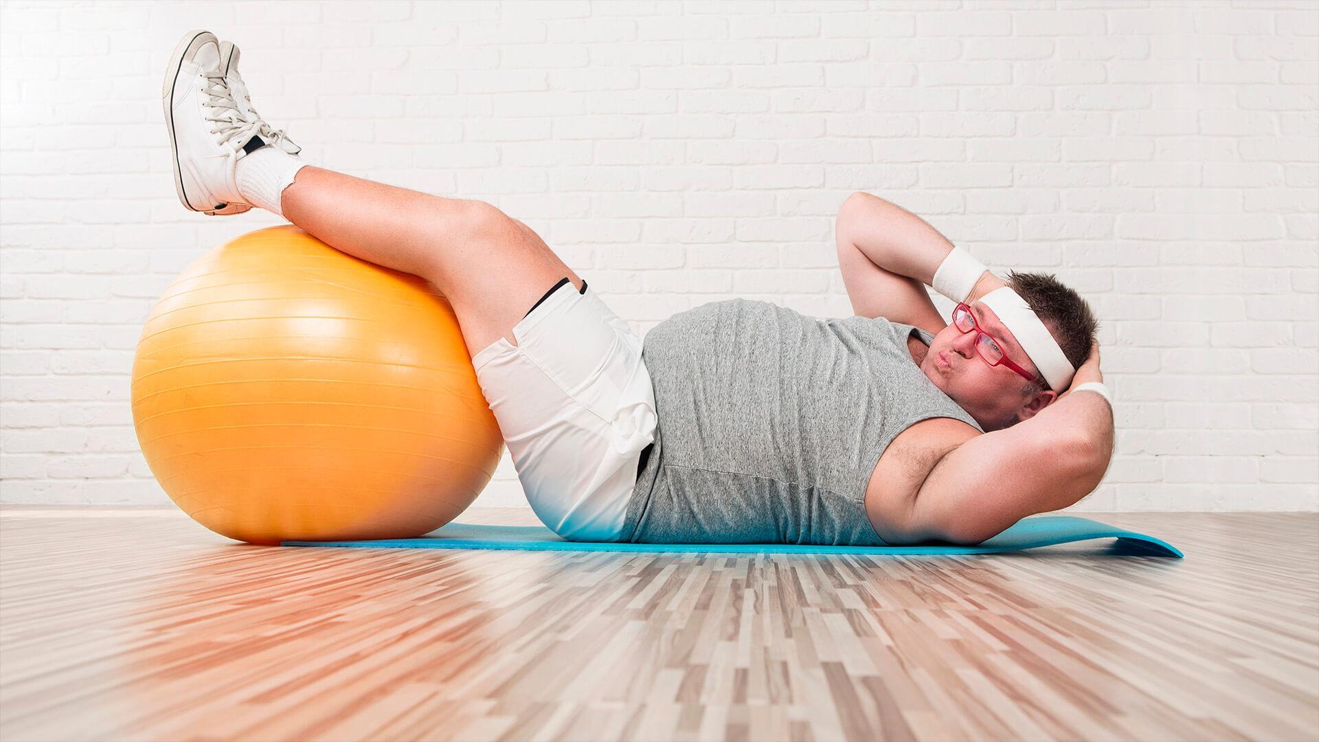 Хотите похудеть - не залеживайтесь: чем больше физической активности – тем активнее уходит вес.
