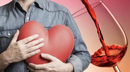Выпивка помогает выжить сердечникам?