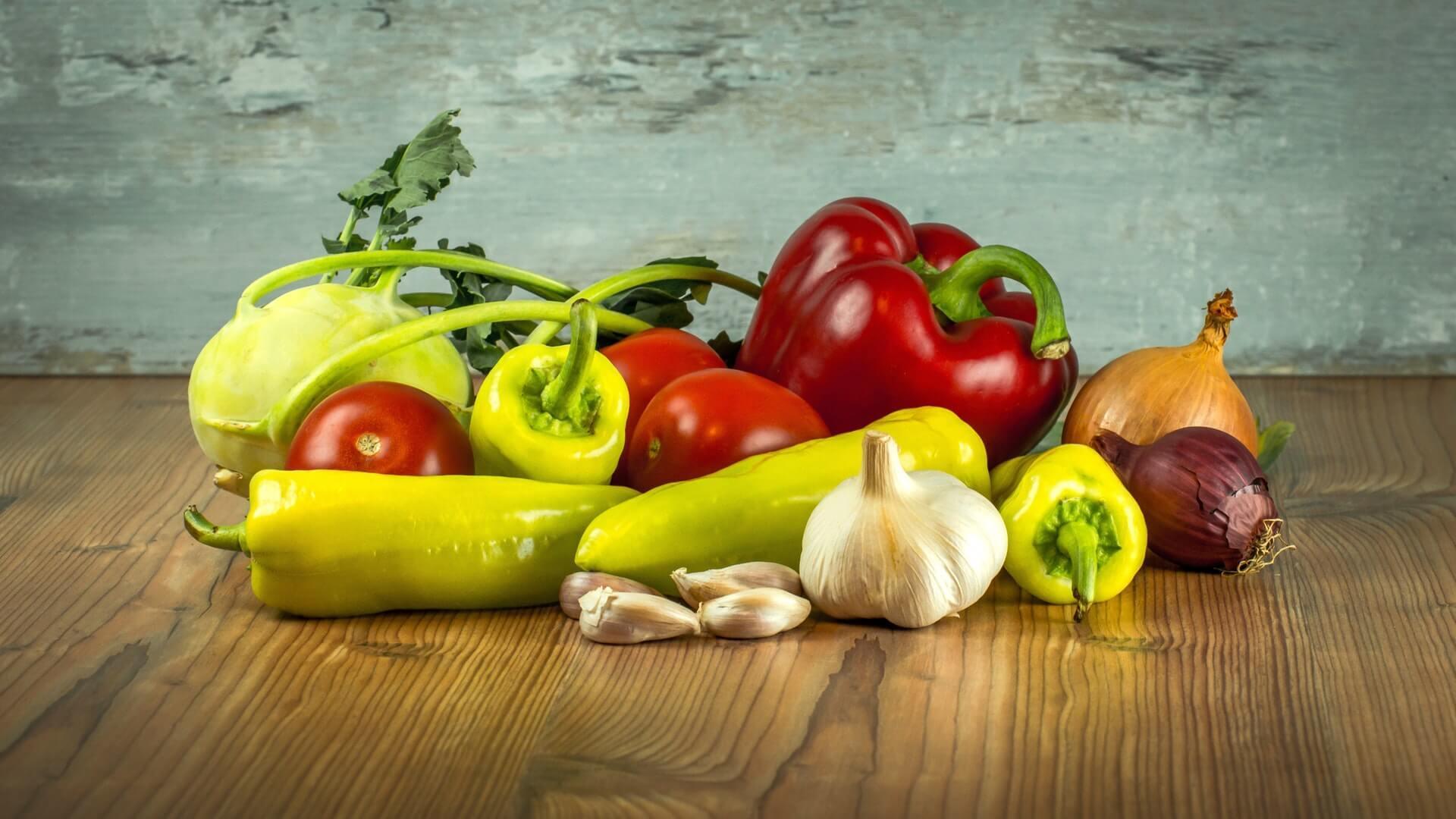 Здоровое питание: фундамент и стены